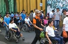 Noruega financia proyecto de apoya a personas discapacitadas vietnamitas