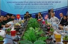 Celebran seminario sobre cooperación en salud entre Vietnam y EE.UU.