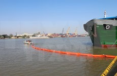 Vietnam aumenta cooperación internacional en solución al derrame de petróleo