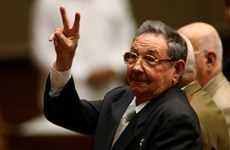 Raúl Castro felicita a nuevos dirigentes de Vietnam