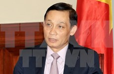 Vicecancilleres vietnamita y chino hablan sobre la cooperación bilateral