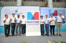 Arrancan Semana Marítima de Singapur 2016