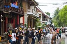 Camboya recibe a dos millones 500 mil turistas en Festival tradicional de khmeres