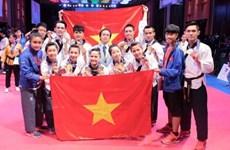 Vietnam gana dos oros de taekwondo en campeonato asiático