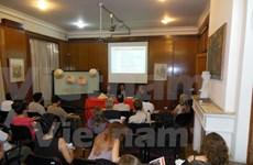 Semana Cultural Vietnamita en provincia argentina Córdoba