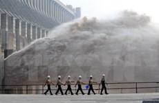 China efectúa segundo desagüe para parte baja del río Mekong