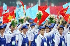 Primero de Mayo en historia revolucionaria de Vietnam