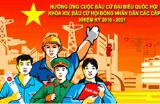 Distrito insular de Truong Sa listo para próximos comicios parlamentarios