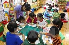 GCF resalta rol de comunidad empresarial en protección de derechos de niños