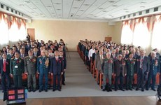 Establecen Asociación de Veteranos Vietnamitas en Ucrania