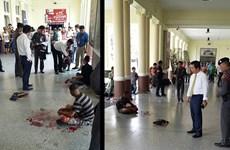 Tailandia: Explosión en estación ferroviaria en centro de Bangkok