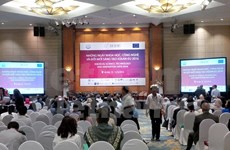 En Vietnam días de ciencia, tecnología e innovación de ASEAN – UE