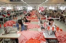 Óptima exportación de confecciones textiles y calzado de Vietnam