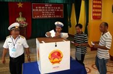 En Truong Sa elecciones anticipadas