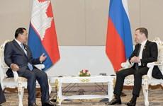 Camboya y Rusia firmaron ocho acuerdos de cooperación