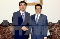 Acuerdo en campo laboral ayuda a impulsar relaciones Vietnam- Sudcorea