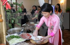 En Indonesia Semana gastronómica dedicada a la comida vietnamita