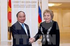 Asamblea Federal de Rusia respalda el fomento de nexos con Vietnam