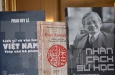Institución francesa honra a historiador vietnamita Phan Huy Le