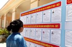 Celebra Quang Nam sufragio anticipado para garantizar derechos civiles
