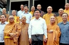 Vicepremier felicita a Sangha Budista de Vietnam en ocasión de Día de Vesak