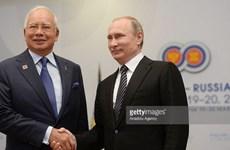 Malasia y Rusia intensifican cooperación comercial y turística