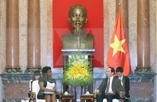 Presidente de Vietnam insta a Banco Mundial a cumplir función de coordinación