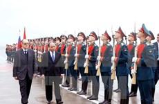 Visita a Rusia del premier vietnamita impulsa relaciones bilaterales