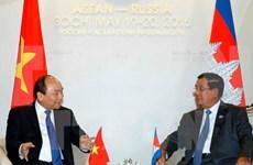 Primer ministro vietnamita mantiene amplio programa de encuentros en Rusia