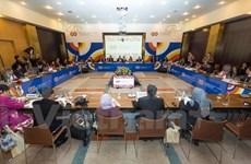 Ministros de cultura de ASEAN y Rusia celebran la primera reunión