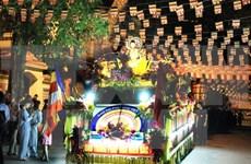 Comunidad vietnamita en la India conmemora el Día de Vesak