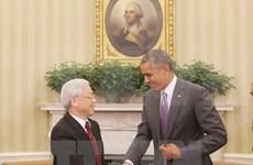 Nuevo avance en relaciones Vietnam – EE.UU.