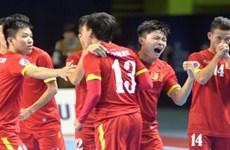 Vietnam enfrentará a Italia, Guatemala y Paraguay en Copa Mundial de Fútsal
