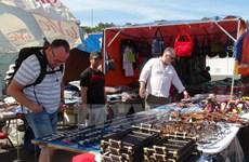 Celebran en Vietnam efemérides culturales de Bulgaria