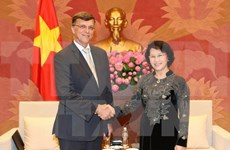 Dirigente vietnamita resalta ayuda oficial para el desarrollo de Australia