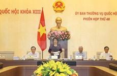 Comité Permanente de Parlamento de Vietnam inaugura su reunión 48
