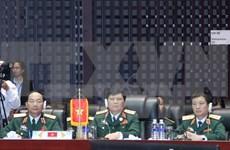 Inauguran en Laos X Conferencia de Ministros de Defensa de ASEAN