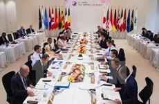 Líderes de G7 expresan preocupaciones por situación en el Mar del Este