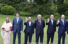 Vietnam reitera disposición de contribuir a la solución de desafíos globales