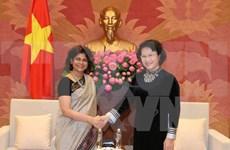 Líder parlamentaria vietnamita urge ayuda de ONU en metas de desarrollo sostenible