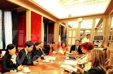 Fortalecen colaboración parlamentaria entre Vietnam e Italia