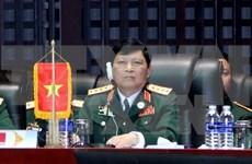 Ministro de Defensa de Vietnam viaja a Camboya
