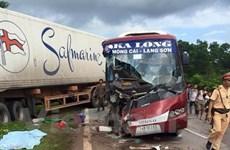 Aumenta cifra de víctimas de accidentes de tránsito en Vietnam