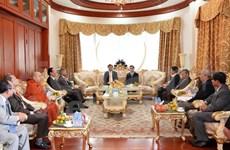 Ciudad Ho Chi Minh robustece relaciones con localidades laosianas