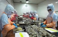 Casi la mitad de camarones importados por Sudcorea procedieron de Vietnam