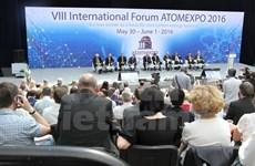 Vietnam asiste a Foro Internacional de Energía Nuclear en Rusia