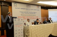 Impulsan inversión de India en sector textil de Vietnam