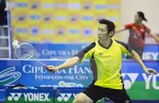 Vietnam triunfó en torneo internacional de bádminton