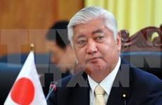 Ministro de Defensa de Japón visita Myanmar