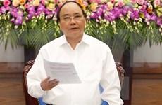 Premier vietnamita exhorta a unidad y firmeza en la defensa de soberanía marítima